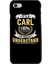 Carl - thing you wouldnt understand M002 Phone Case thumbnail