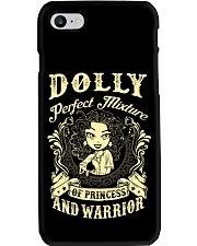 PRINCESS AND WARRIOR - Dolly Phone Case thumbnail