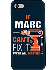 If Marc Cant Fix It - We Are All Screwed Phone Case thumbnail