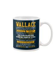 Wallace - Completely Unexplainable Mug thumbnail