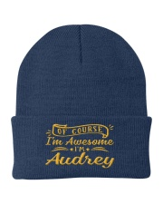 Audrey - Im awesome Knit Beanie tile