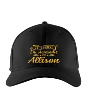 Allison - Im awesome Embroidered Hat front