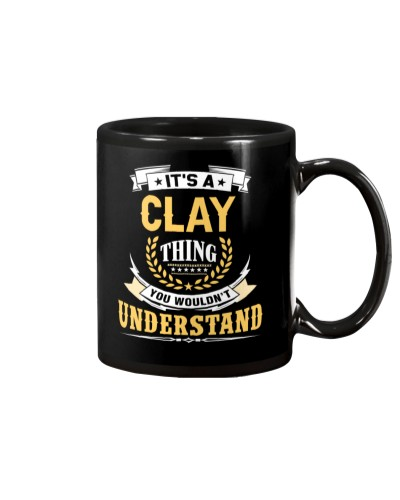 Clay - thing you wouldnt understand M002