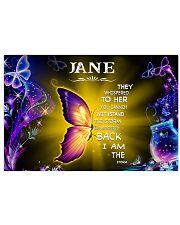 Jane - I am the storm P005 17x11 Poster thumbnail