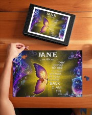 Jane - I am the storm P005 250 Piece Puzzle (horizontal) aos-jigsaw-puzzle-250-pieces-horizontal-lifestyle-front-03