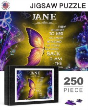 Jane - I am the storm P005 250 Piece Puzzle (horizontal) aos-jigsaw-puzzle-250-pieces-horizontal-lifestyle-front-25