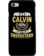 Calvin - thing you wouldnt understand M002 Phone Case thumbnail
