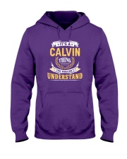 Calvin - thing you wouldnt understand M002 Hooded Sweatshirt thumbnail
