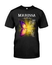 Marissa - I Am The Storm Classic T-Shirt front