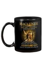 Mackenzie - Warrior of God M004 Mug back