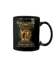 Mackenzie - Warrior of God M004 Mug front
