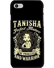 PRINCESS AND WARRIOR - Tanisha Phone Case thumbnail