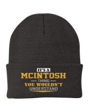 MCINTOSH - Thing You Wouldnt Understand Knit Beanie thumbnail