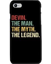 THE LEGEND - Devin Phone Case thumbnail