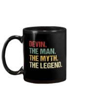 THE LEGEND - Devin Mug back