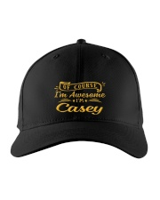 Casey - Im awesome Embroidered Hat front