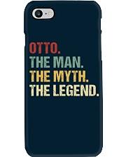 THE LEGEND - Otto Phone Case thumbnail