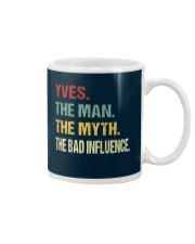 Yves The man The myth The bad influence Mug thumbnail