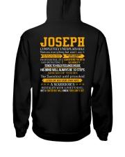 Joseph - Completely Unexplainable Hooded Sweatshirt thumbnail