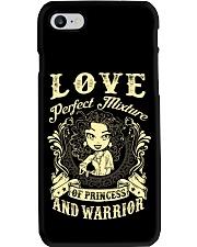 PRINCESS AND WARRIOR - Love Phone Case thumbnail