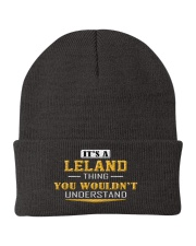 LELAND - THING YOU WOULDNT UNDERSTAND Knit Beanie thumbnail