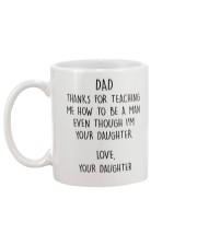 FATHER'S DAY GIFT V001 Mug back
