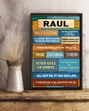Raul - PT01 24x36 Poster lifestyle-poster-3