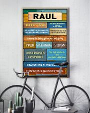 Raul - PT01 24x36 Poster lifestyle-poster-7