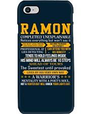 Ramon - Completely Unexplainable Phone Case thumbnail