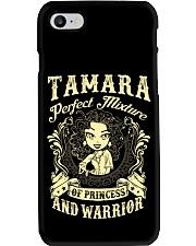 PRINCESS AND WARRIOR - TAMARA Phone Case thumbnail