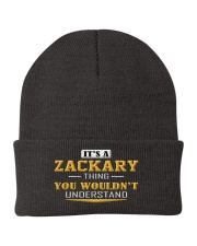 ZACKARY - THING YOU WOULDNT UNDERSTAND Knit Beanie thumbnail