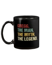 THE LEGEND - Gregg Mug back