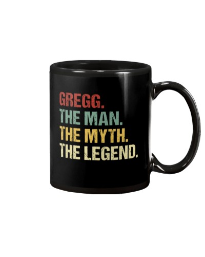 THE LEGEND - Gregg