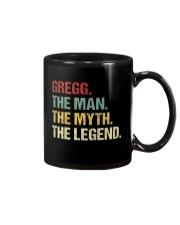 THE LEGEND - Gregg Mug front