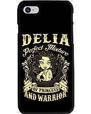 PRINCESS AND WARRIOR - DELIA Phone Case tile