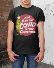 STOLE CHRISTMAS Classic T-Shirt apparel-classic-tshirt-lifestyle-31