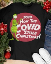 STOLE CHRISTMAS Classic T-Shirt apparel-classic-tshirt-lifestyle-front-81