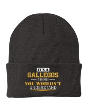 GALLEGOS - Thing You Wouldnt Understand Knit Beanie thumbnail