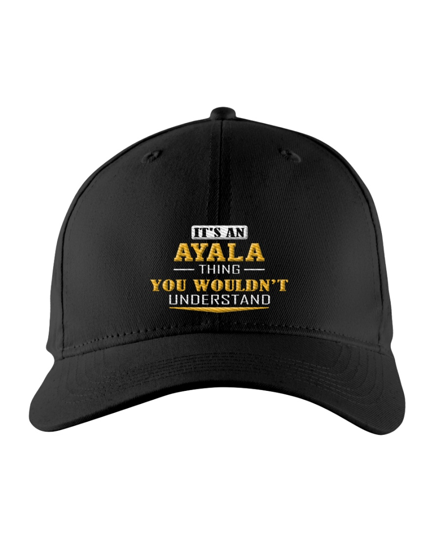 AYALA - Thing You Wouldnt Understand Embroidered Hat