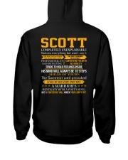 Scott - Completely Unexplainablee Hooded Sweatshirt thumbnail