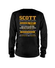 Scott - Completely Unexplainablee Long Sleeve Tee thumbnail