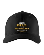 GILL - Thing You Wouldnt Understand Embroidered Hat front