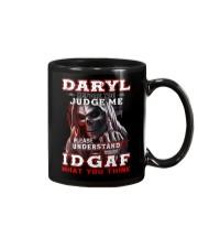 Daryl - IDGAF WHAT YOU THINK M003 Mug front