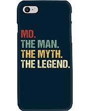 THE LEGEND - Md Phone Case thumbnail
