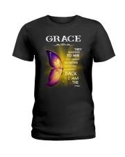 Grace - I Am The Storm Ladies T-Shirt front