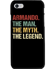 THE LEGEND - Armando Phone Case thumbnail