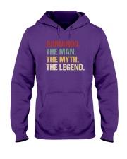 THE LEGEND - Armando Hooded Sweatshirt thumbnail