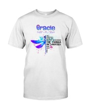 Gracie - Im the storm DRFL Classic T-Shirt front