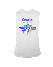 Gracie - Im the storm DRFL Sleeveless Tee thumbnail
