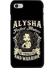 PRINCESS AND WARRIOR - ALYSHA Phone Case thumbnail